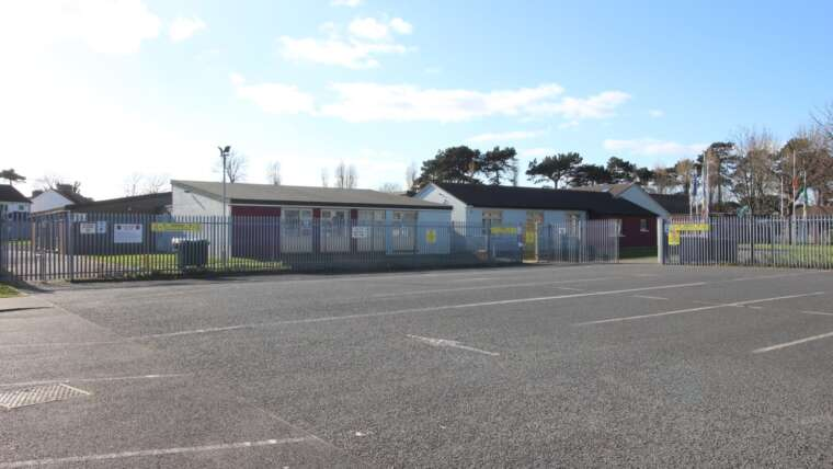 Car Park Safety to welcome the pupils of St Fiachra's Schools